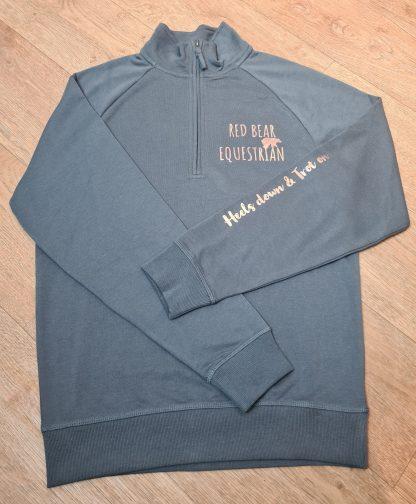 Pud 1/4 Zip Sweatshirt