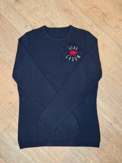 Henbury Crew Neck Sweatshirt