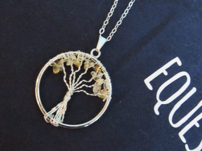 Citrine-tree-of-life-silver-necklace- pendant-min