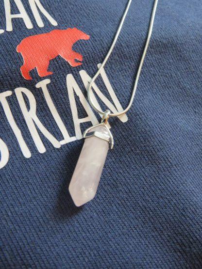 silver-rose-quartz-point-necklace-min