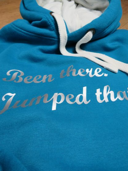blue hoodie limited edition