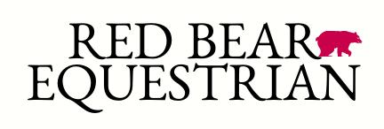 Red Bear Equestrian logo