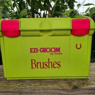 brush label